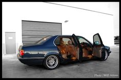 BMW 735il E32 | by W.C.Inc.