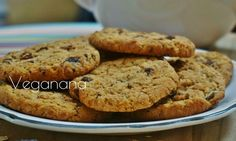 Cookies de Aveia com Nozes e Tâmaras