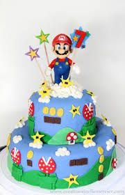 Super Mario Party, Super Mario Cake, Super Mario Bros, Mario Bros Kuchen, Mario Bros Cake, Mario Birthday Cake, Super Mario Birthday, Mario Y Luigi, Festa Party