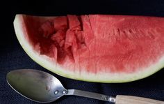 One of the most refreshing fruits for the summer. #Watermelon