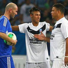 #Zidane #Neymar #Ronaldo