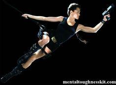 Tomb Raider The Angel of Darkness Angelina Jolie