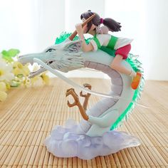 Still looking for a perfect Spirited Away Model Figure? - This is perfect for any Spirited Away Lovers! - While Supplies Last! Limit 10 Per Order Please allow 4-6 weeks for shipping Item Type: Action