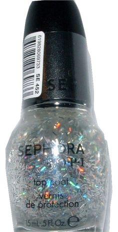 Sephora Collection Ciate Nail Art Kit Glitter Grip Nail Polish