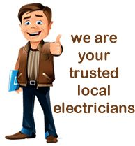 Your trusted local electricians