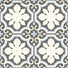 Cement Tile Shop - Encaustic Cement Tile Keegan