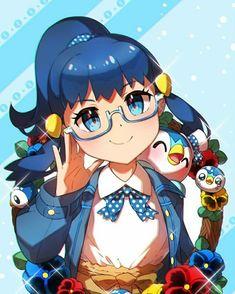 Pokemon Couples, Pokemon People, All Pokemon, Pokemon Fan Art, Cute Pokemon, Nintendo Pokemon, Pokemon Emolga, Pokemon Waifu, Pikachu