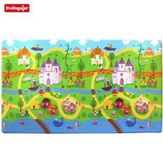 Dwinguler Kid's Playmat - FairyLand