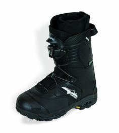 HMK Team Series Mens Boa Boots Black Size 10 *** Check out the image by visiting the link. This is an Amazon Affiliate links.