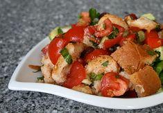Panzanella... soooo good! This website has tons of real italian dishes