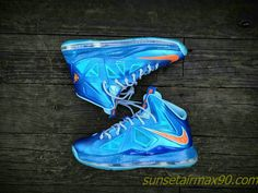 the latest 280dc af8ad an aesthetic appreciation of the Nike LeBron X China