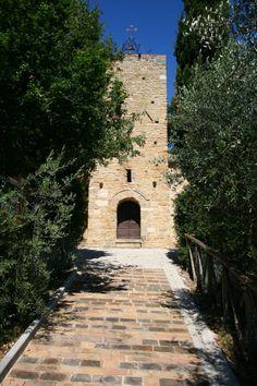 Santa Maria in Muris #chiese #belmontepiceno #fermano #medioevo #romanico