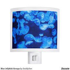 Blue Jellyfish Groups