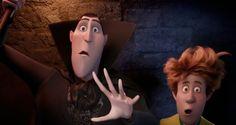 Animation / Movie : New funny trailer for Sony animated movie, Hotel Transylvania