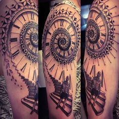 What Does Clock Tattoo Mean?