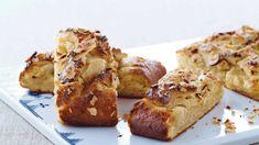 Kringle classic - opskrift fra femina.dk Delicious Cake Recipes, Sweets Recipes, Yummy Cakes, Mini Wedding Cakes, Mini Cakes, Marzipan, Danish Kringle, Scandinavian Food, Danish Food