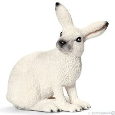 White Hare  at theBIGzoo.com, a family-owned gift shop with 12,000+ animal-themed items.