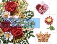 crochet in english