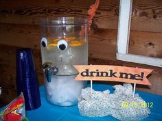 Little Monsters Birthday Party Ideas | Photo 1 of 43 | Catch My Party
