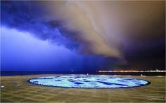 Travel Croatia: Storms by Marin  Zadar