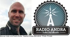 Marcus Carter: radio owner walking on air Gothenburg, Walk On, How To Find Out
