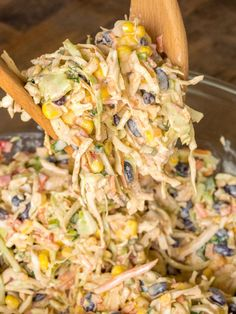 Mexican food recipes 349803096060427615 - Mexican Corn Coleslaw – 12 Tomatoes Source by ckmccann Mexican Dishes, Mexican Food Recipes, Mexican Slaw, Mexican Cole Slaw Recipe, Mexican Corn Salad, Vegetarian Mexican Food, Mexican Food Appetizers, Mexican Potluck, Mexican Coleslaw Recipe Cilantro