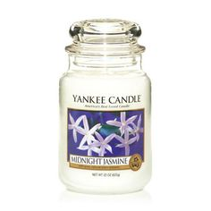 Midnight Jasmine - Candles - Yankee Candle