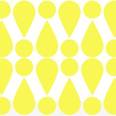 Summer Showers Wallpaper, Fiesta made by Hand-Printed Wall Paper .This would make a really nice quilt or wall hanging with the deigns in one color as it is or in different colors