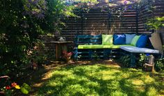 Efratspa I love my garden