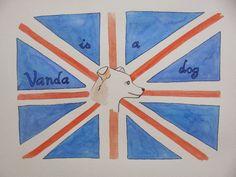Le avventure di Vanda: Vanda is a dog