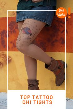 #tattootights #tights #followyourstyle #streetstyle #medias Tattoo Tights, Top Tattoos, Your Style, Capri Pants, Street Style, Summer, Tops, Fashion, Moda