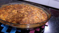 Receita de Bolo Salgado de Frango | Receita fácil de bolo salgado - Fiama Pereira | http://fiamapereira.com/receita-rapida-bolo-salgado-de-frango/