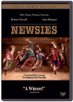 "Newsies - ""Seize the Day!"""