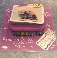 Pioneer School Cake, London, England.
