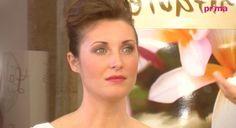 Vidéo : un maquillage de mariée sophistiqué