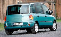 Fiat Multipla 1998-2010