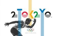 Tokyo 2020 Olympics Logo Design Concept by Creative Order Logo Design, Identity Design, Graphic Design, Ppt Design, Japan Olympics 2020, Marathon Logo, City Marathon, Olympic Logo, Sports Advertising