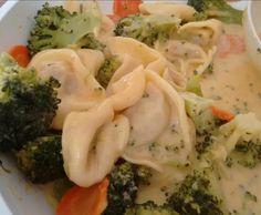 Tortellinipfanne mit Gemüse von Annika.aus.HB auf www.rezeptwelt.de, der Thermomix ® Community