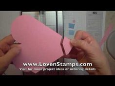 Petal Cone Die Take Out Box: Stampin 101 with Meg