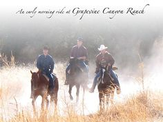 Grapevine Canyon Ranch