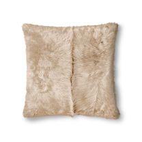 Winter Harbour Collection - Brighton Cream Throw Pillow