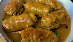 Schab po bałkańsku - Blog z apetytem Polish Recipes, Ground Meat, Chicken Wings, Food To Make, Sausage, Pork, Food And Drink, Blog, Favorite Recipes