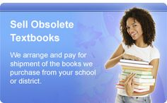 Huge savings on Used Textbooks, Workbooks, and Teacher Editions. New Paperback Novels and Reference Materials are also sold at significant discounts off cover price.