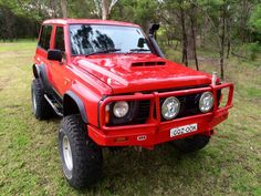 Patrol Gr, Ford Maverick, Nissan Patrol, Cars And Motorcycles, Dream Cars, Car Repair, Rigs, Troll, Offroad