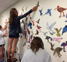 FLOCK expanded by Rollins Students, Spring 2016