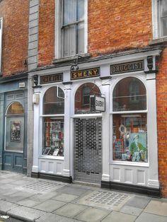 Sweny's Chemist, Dublin.