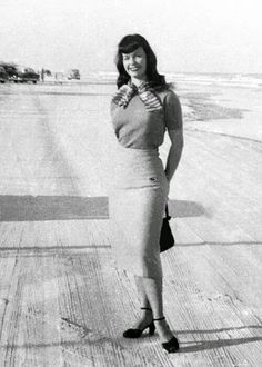10 Style Lessons from Bettie Page | Va-Voom Vintage with Brittany