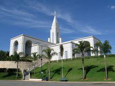 lds temples | Campinas Brazil LDS (Mormon) Temple Photograph Download #14