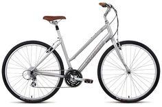 Specialized Crossroads Sport Step Through 2013 Womens Hybrid Bike   Evans Cycles