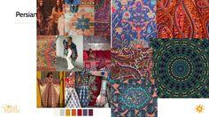 Persian Patterns #GlobalMamas #FairTradeFashion #Ghana